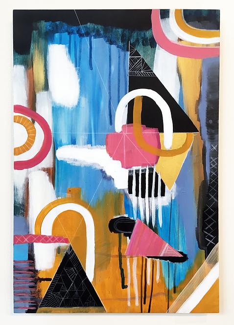 """I Dream In Color"" Print"