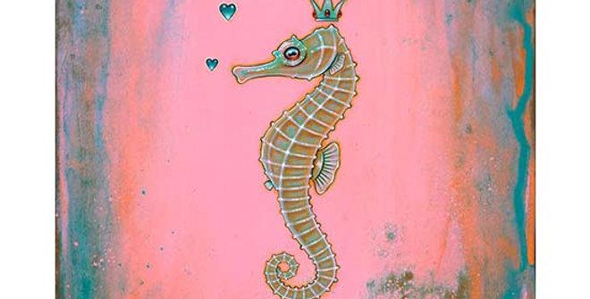 Halocyn Seahorse