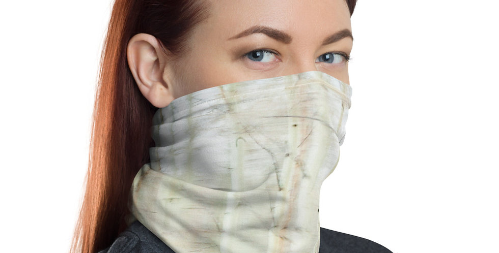 Eliza Paul Birch Neck Gaiter