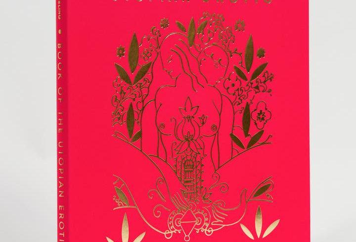 Book of the Utopian Erotic Paperback