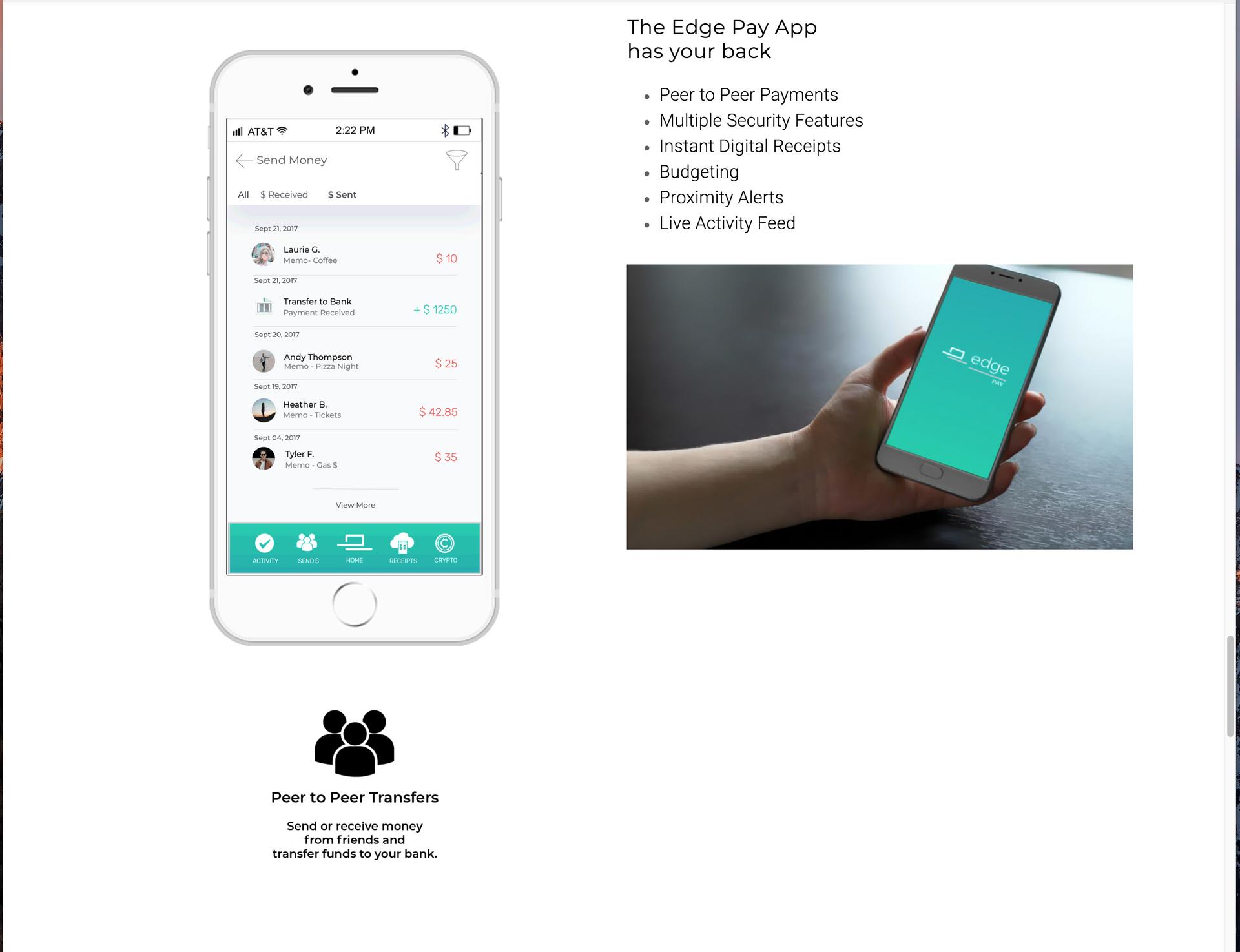 UX App Design