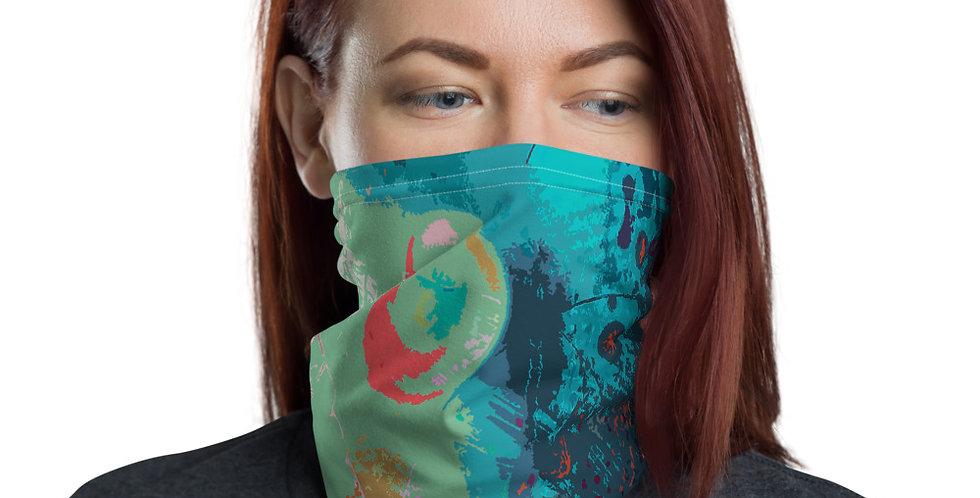 Blotgirl Face Mask - Meet Me at the Bottom