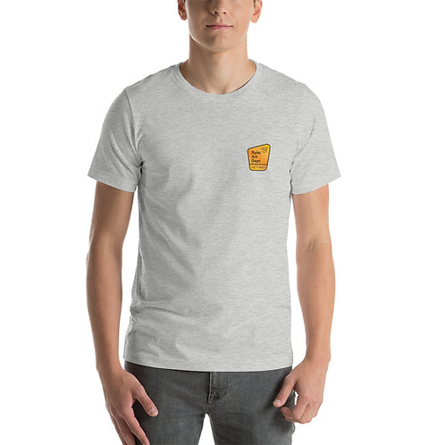 National Parks Sign Short-Sleeve Unisex T-Shirt