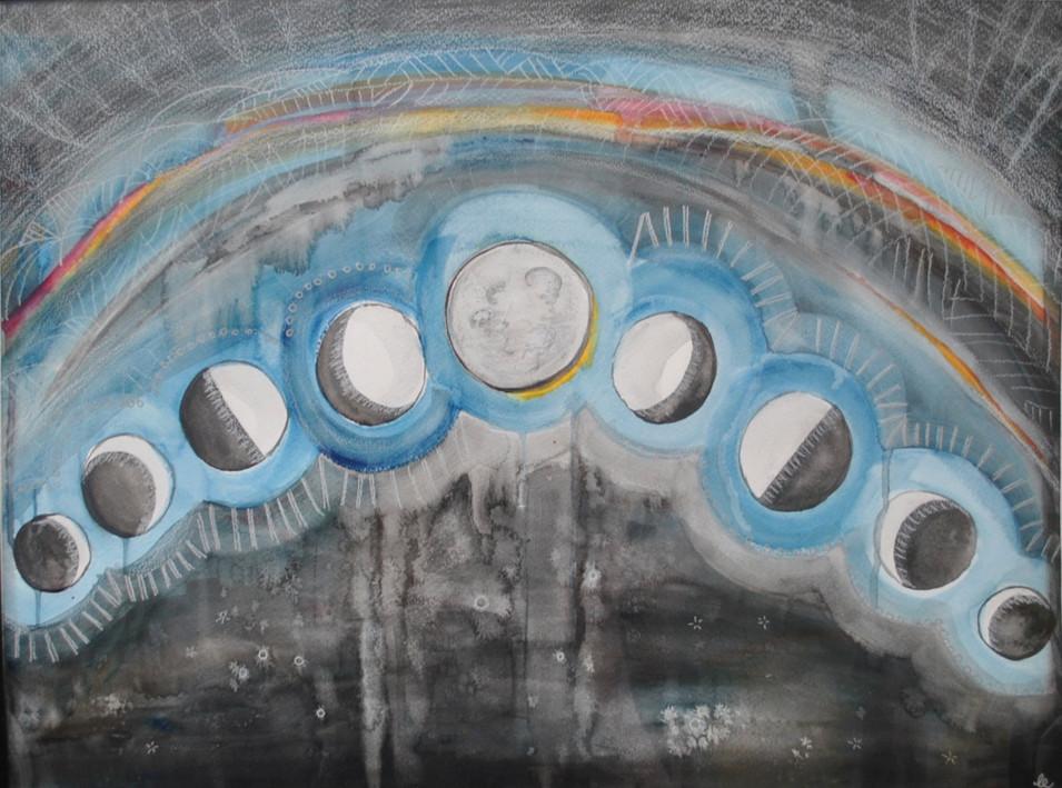 Moon Phases I