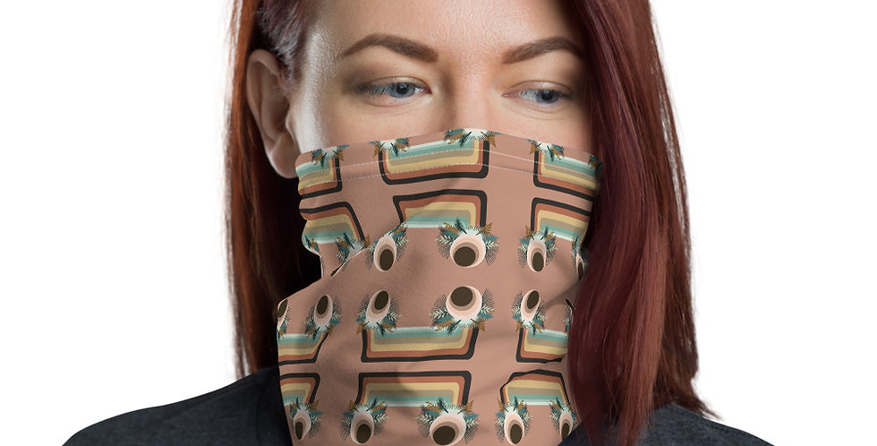 Human Shaped Animal Face Mask- Groove