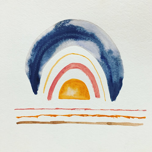 """New Dawn//New Day"" Print"
