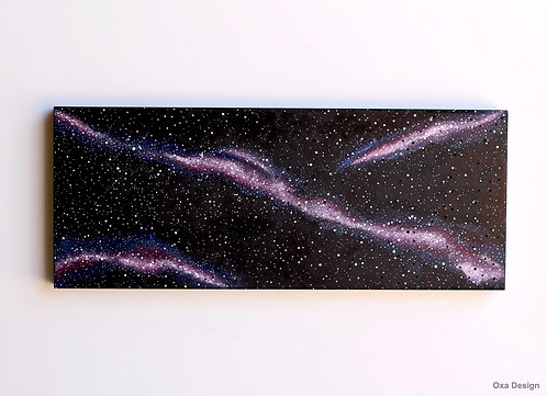 Shines Through The Darkness 90x38