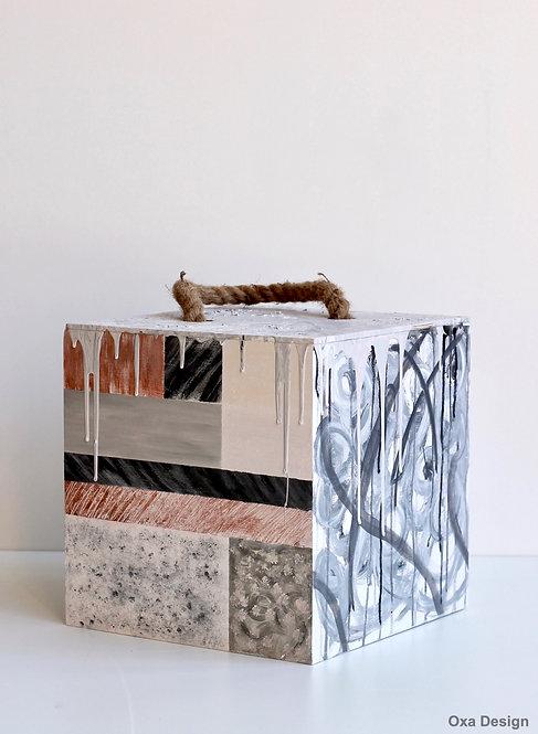 Mixed (Art Cube) 25x25x26