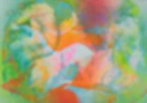 Heidi Anniina Mattila acrylic on paper