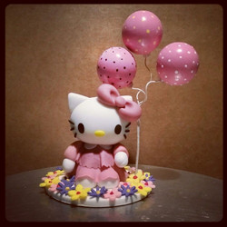 Character Birthday Cake Topper