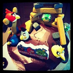 Characters Cake Toppers