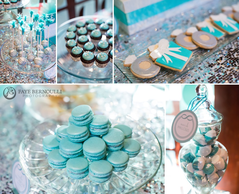 Tiffany Blue Bridal Shower