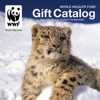World Wildlife Fund Gift Catalog
