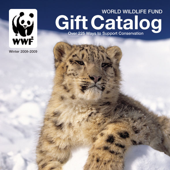 World Wildlife Fund Gift Catalog