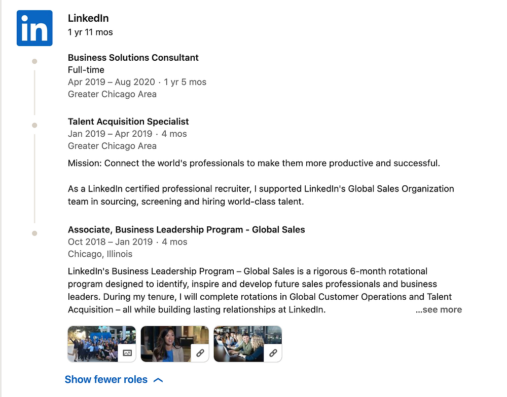 Co-Founder & CEO Rishav Khanal Participated in LinkedIn's rotational program right after school