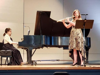 Bay View Music Festival, faculty chamber concert with Kristen Holritz