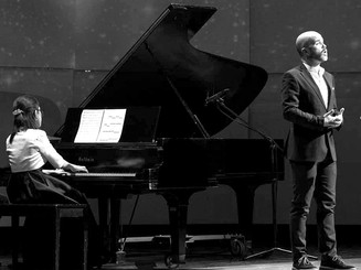 Lakes Area Music Festival, chamber concert with Zachary Wilder
