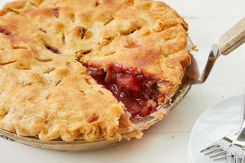 Strawberry Rhubard Pie