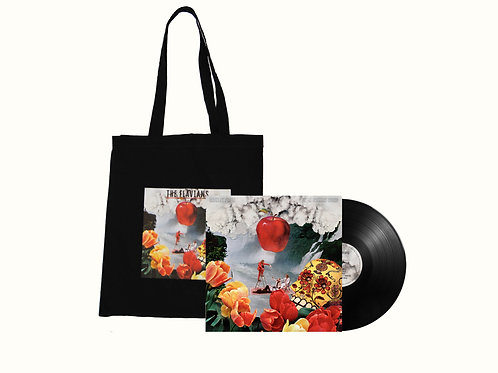 Not So Ordinary Support Bundle - Tote Bag + Vinyl
