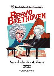 Forside Lærervejledning BravoBeethoven.j
