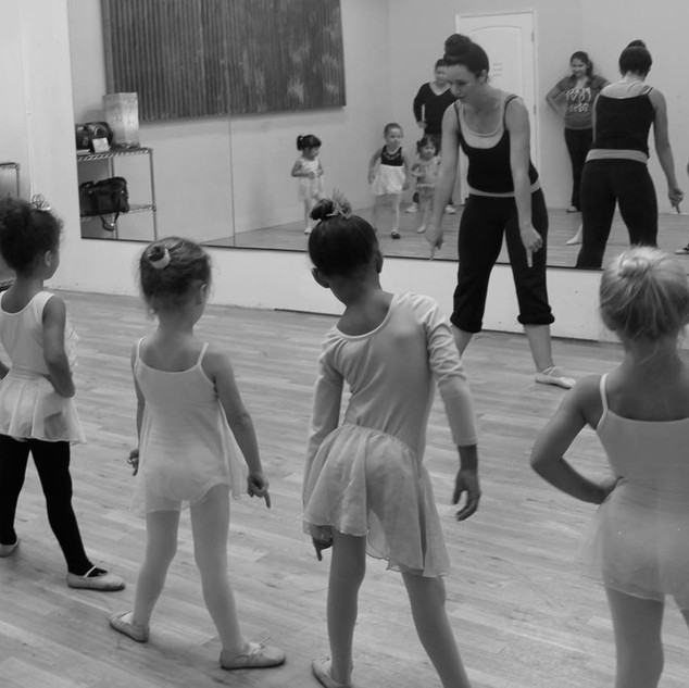 5-6 YEARS BALLET
