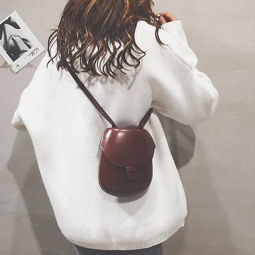 ქალის მხრის ჩანთა