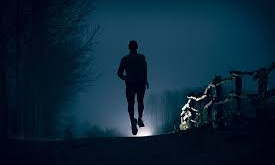 Running At Night? Stay Safe and Bright!
