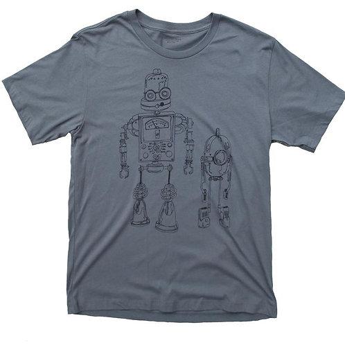 Robot Duo Asphalt