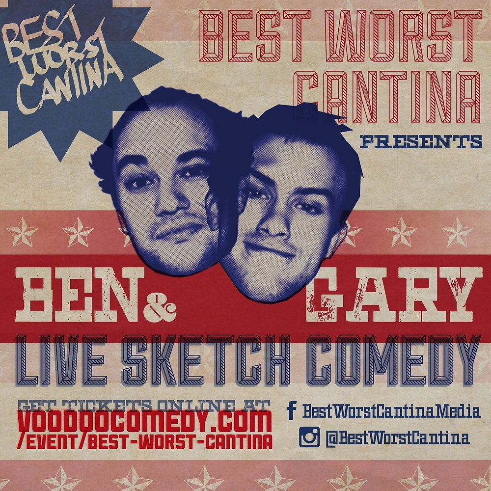 Best Worst Cantina Presents: Ben & Gary
