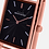 Thumbnail: Legende Rose Gold 31mm With Tentant Strap