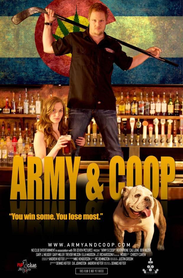 Army & Coop Movie
