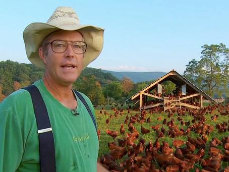 Urban Agriculture: Joel Salatin
