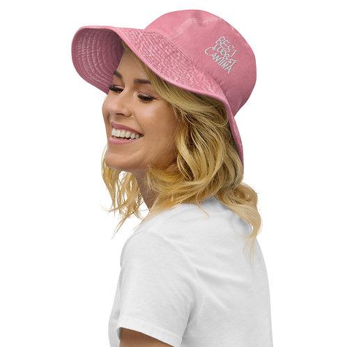 Best Worst Cantina Wide brim bucket hat