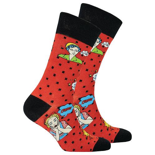 Men's Pop Art Socks