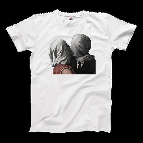 Rene Magritte the Lovers II (1928) Artwork T-Shirt