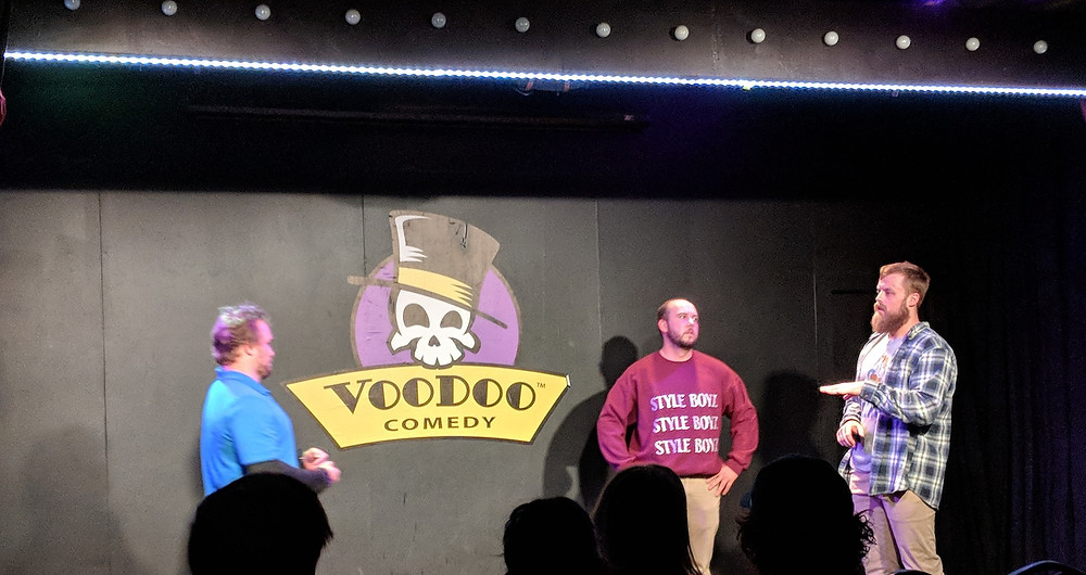 Best Worst Cantina at Voodoo Comedy