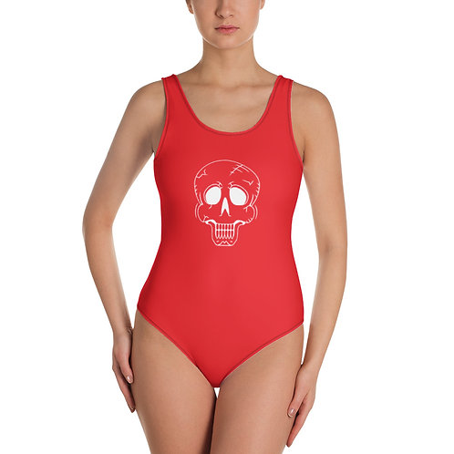 One-Piece Swimsuit Death Guard