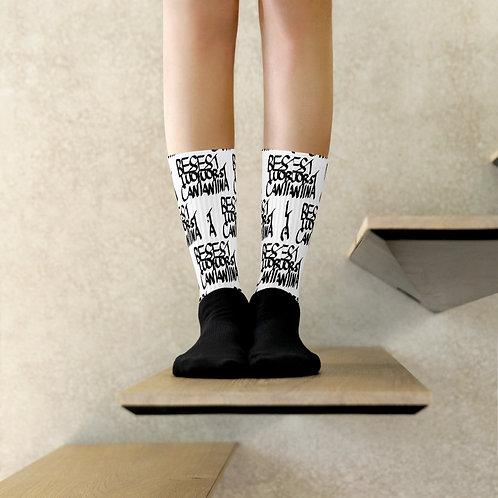 Best Worst Cantina Socks