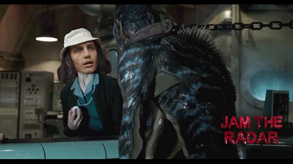 Disaster Artist Shape of Water