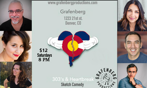 Grafenberg Theater 303's and Heartbreaks
