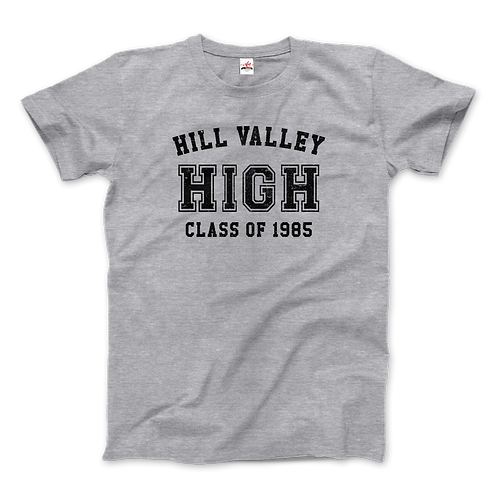 Hill Valley High School Class of 1985 - Back to the Future T-Shirt