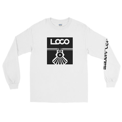 Loco-Motive Men's Long Sleeve Shirt