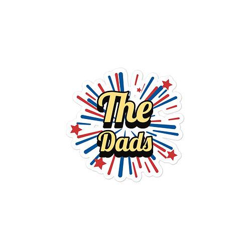 The Dads Patriotic Sticker