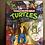 Thumbnail: Vintage Unopened Teenage Mutant Ninja Turtles Action Figures (1988)