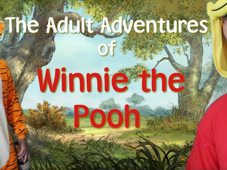 More Adult Winnie The Pooh (NSFW)