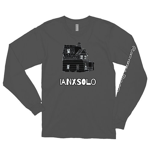 IANXSOLO SCREEN DOOR Long sleeve t-shirt