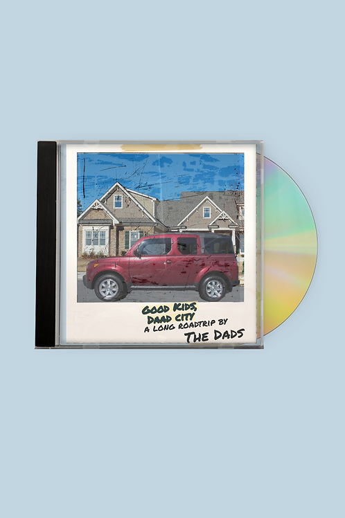 The Dad's: Good Kids Daad City (CD's)