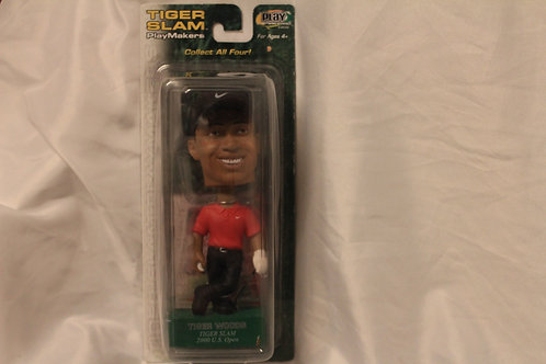 Tiger Woods 2000 U.S Open Commemorative Bobble Head Upper Deck UNOPENED