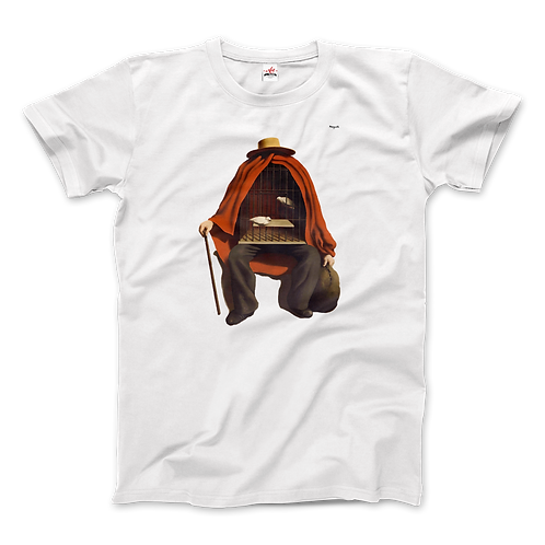 Rene Magritte the Therapist, 1937 Artwork T-Shirt