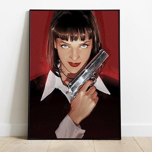 Mia Wallace Gun